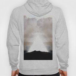 Abstract Landscape 02: New Beginnings Hoody
