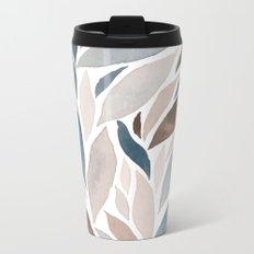 abstract 101 Metal Travel Mug