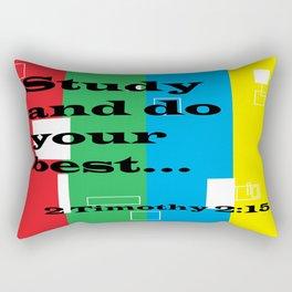 Study Rectangular Pillow