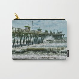Surge Under The Pier Carry-All Pouch