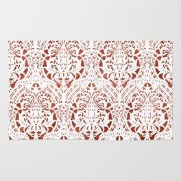 Sanguine Vintage Pattern Rug