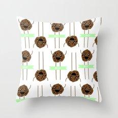 FINISH Throw Pillow