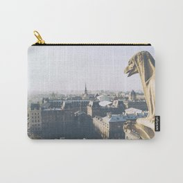 Protecting Paris Carry-All Pouch