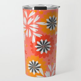Sweet floral spring pattern Travel Mug