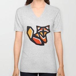 Anigami Fox Unisex V-Neck