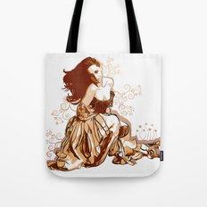 Princess In Rags Tote Bag