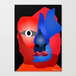 GRoUCH Canvas Print