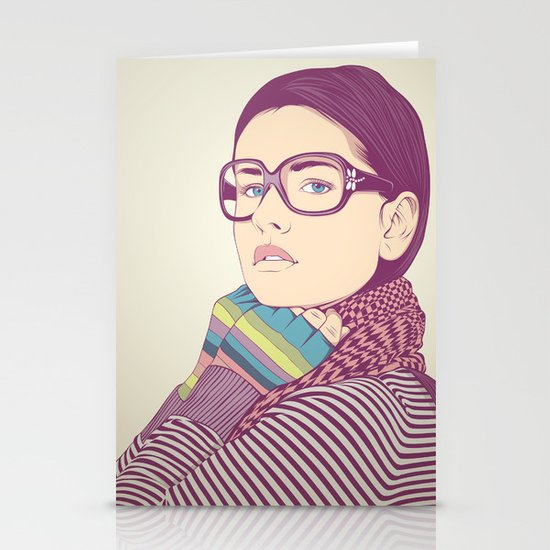 Just know who I am.... Stationery Cards