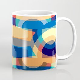 Marine abstraction II Coffee Mug