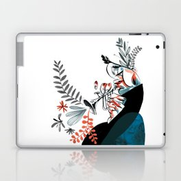 natural jazz Laptop & iPad Skin