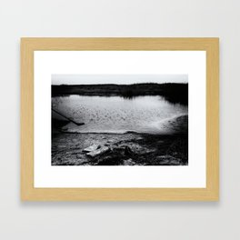 Unforeseen Circumstances Framed Art Print