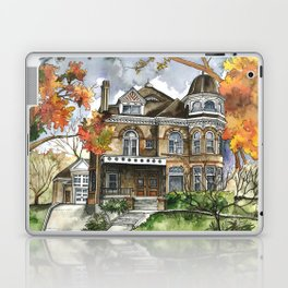 Victorian Autumn Laptop & iPad Skin