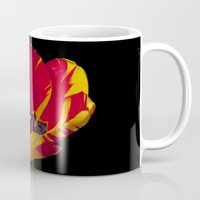 tulip Mugs featuring Tulip by Christine Fitzgerald Photography