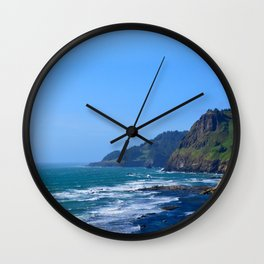 Lookout I Wall Clock