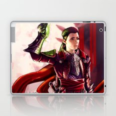 Dragon Age Inquisition - Cleo the human rogue Laptop & iPad Skin