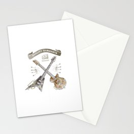 REDSHARK guitars Stationery Cards