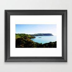 Tasmania's North Coast Framed Art Print