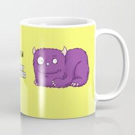 Purr claw Coffee Mug