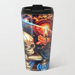 The Right Time Metal Travel Mug