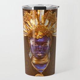 Golden Africa Travel Mug