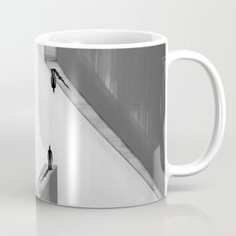 Three Point Perspective Coffee Mug