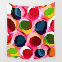 Circles - Sarah Bagshaw Wall Tapestry