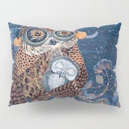 Owl mother Pillow Sham