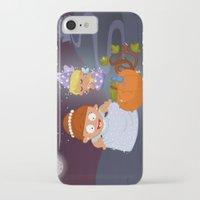 cinderella iPhone & iPod Cases featuring Cinderella by Alapapaju