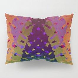 Color Explosion Pillow Sham