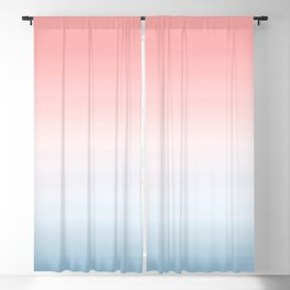 Pantone Ombre 2016 Color of The Year Blackout Curtain