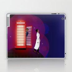 Community Inspector Spacetime  Laptop & iPad Skin