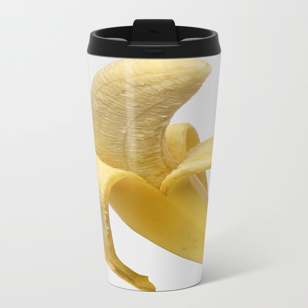 Banana Style Metal Travel Mug by Benunderground MTM7848301