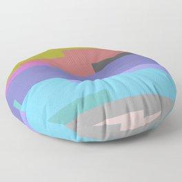 Palouse Sunset Floor Pillow