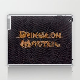 Dracoserific Dungeon Master Laptop & iPad Skin