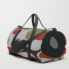 Alien Abstract Duffle Bag