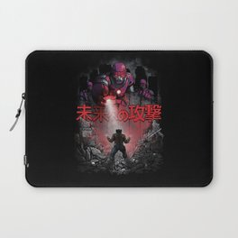 Attack On The Future Laptop Sleeve