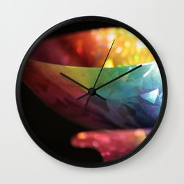 Colour Full Wall Clock