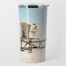 Huntington Beach Travel Mug