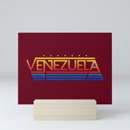 Venezuela Style Mini Art Print