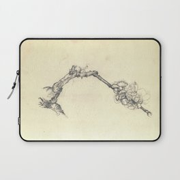 Blossoming branch Laptop Sleeve