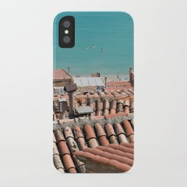 Everything's here iPhone Case