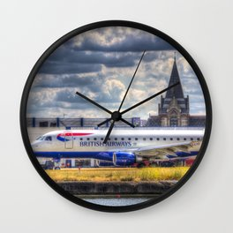 British Airways  Wall Clock