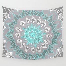 Bubblegum Lace Wall Tapestry