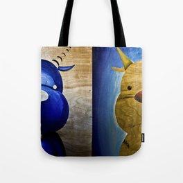2 Bubs Tote Bag
