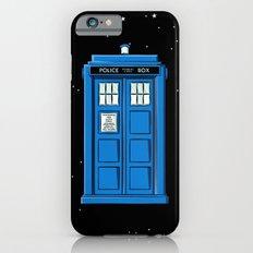 TARDIS in Space iPhone 6s Slim Case