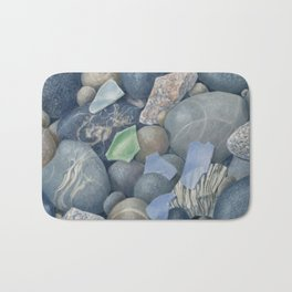 Sea Glass IV Bath Mat