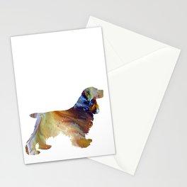 Cocker Spaniel Stationery Cards