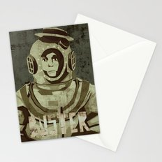 Buster Keaton - the legend Stationery Cards
