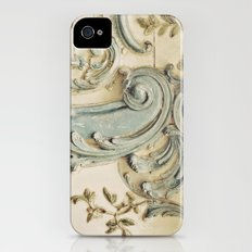 Blue Lace of Versailles Slim Case iPhone (4, 4s)