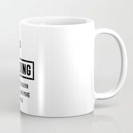 I'm Not Addicted To Reading Coffee Mug